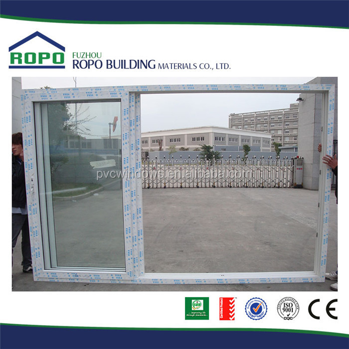 PVC frame three panel sliding bathroom pvc doors prices