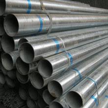 China manufacturer erw dn25 hot dip galvanized steel pipes / erw galvanized steel pipe for fluid transport for wholesales