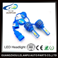 factory price auto interior led lamp bulb 12v H11 9006 COB auto brake light car led headlight