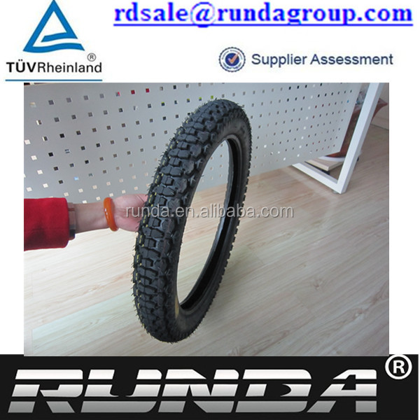 Size 2.75-19 motorcycle tires