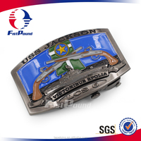 Bespoke pin belt buckle with good quality