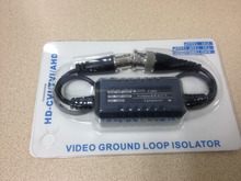 HD CVI TVI AHD Coaxial video Ground loop isolator for cctv security system