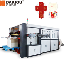CE Certificate manual die cutting & creasing machine