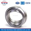 High Quality Silver Inner Ring Plain Radical Joint Bearing GE 15 E