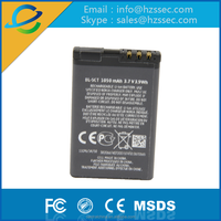 BL-5CT battery for Nokia C6-01 C5 C3-01 6303 6303i 6730 5220 3720 1100mah