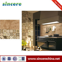 Foshan Factory Ceramic kitchen Decorative Wall Tile crystal glass mosaic tile