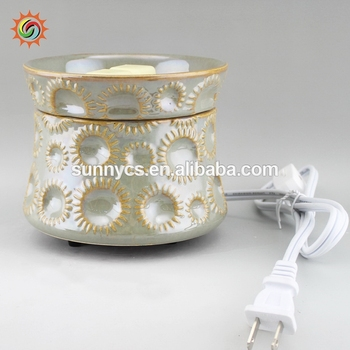 Cheap price aroma burner plug in fragrance custom candle warmers