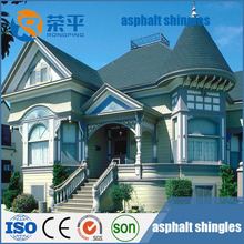 Johns Manville asphalt roofing shingles(low cost, high quality)
