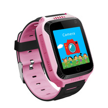 2018 Christmas Gift for Kids GPS Smart Tracker Children Smart Watch with Camera