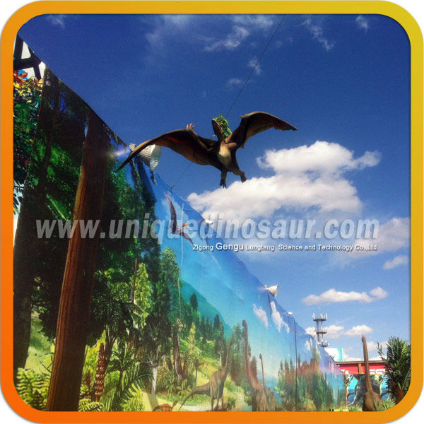 Inflatable Attractions Outdoor Recreation Rocking Dinosaur