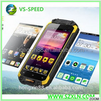 Vsspeed S09 IP68 Android Smart Phone Waterproof Dustproof Shockproof mtk6589 Quad Core 1GB RAM 4GB ROM Walkie Talkie