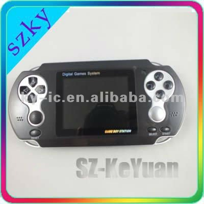 New PVT pocket3 game console 3.0inch 32bit