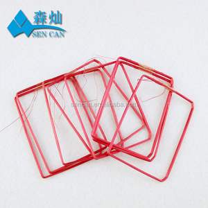 Hot sell customized 125KHz rfid antenna coil support em cards