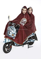 100% polyester or oxford raincoat poncho military outdoor workplace bicycle motorcycle poncho
