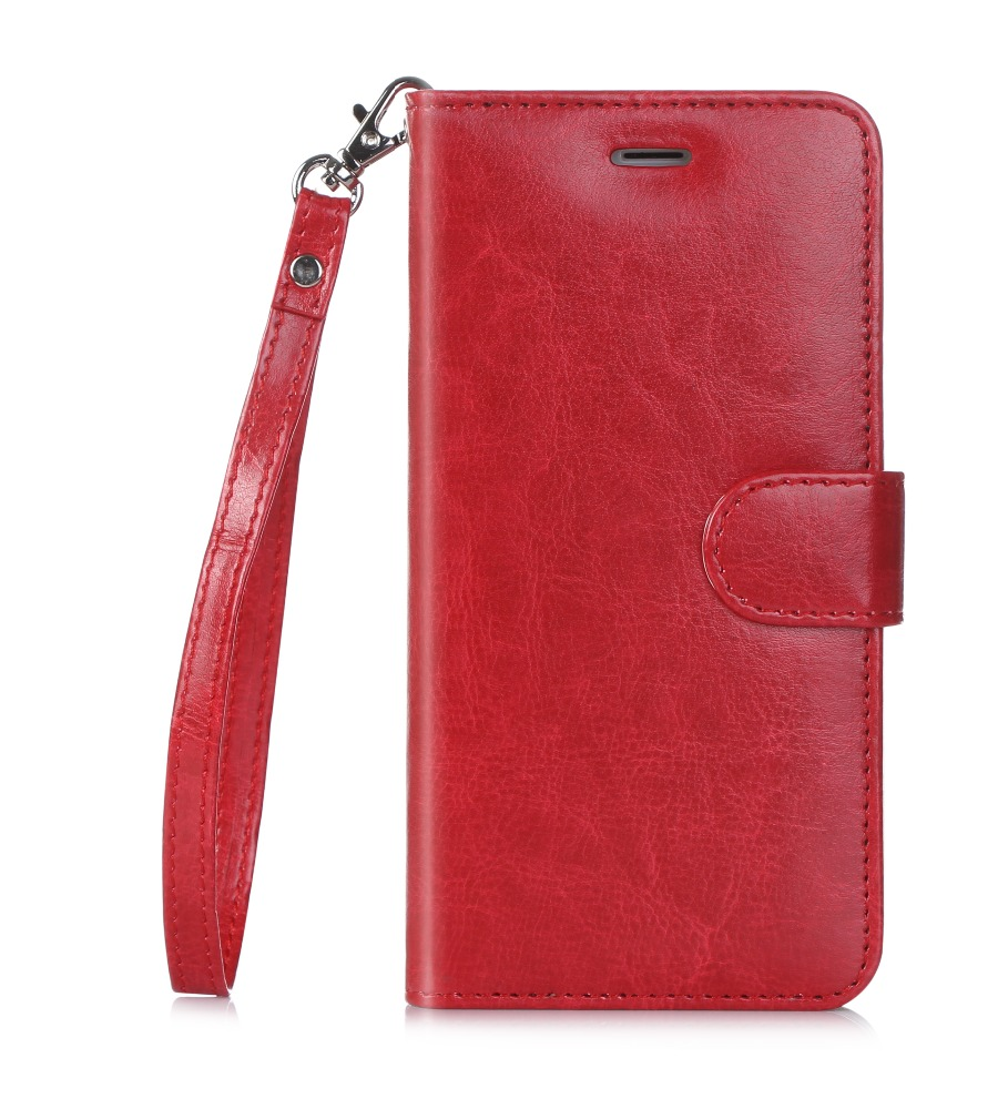 China Manufacture Waterproof Wholesales Price Flip PU Leather Phone Case For iPhone 6s