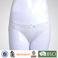 Wholesale Popular Young Girl Daily Nylon Underwear
