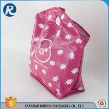 Trending Hot Products Lamination Shopping Pp Woven Color Bag For Promotion