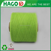 Ne18s high quality carded raw free samples cotton yarn for knitting machine
