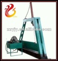 Vertical automatic wood cutting machine