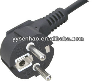 europe standard power cable,vde power cord