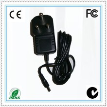 Top sale universal power adapter eu to swiss plug adapter 12v 0.5a ac/dc power adapter