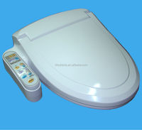 combination toilet seat with dibet washing drying deodorant and massage function
