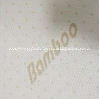 CY1814 mattress tricking fabric with bamboo design