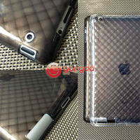 shining bling diamond case cover for apple ipad