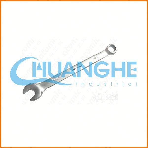 Cheap open end ring spanner!