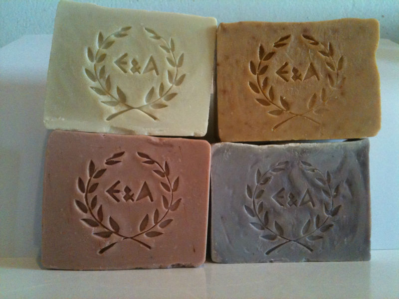 Olive Oil Soap Handmade