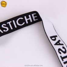 Sinicline fashion cheap customelastic decorative elastic band for sewing