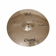 Most Popular DE Percussion Instrument Musical Chang Cymbals Set For Kit