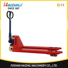 Manufacture Manual Forklift 3500kg Hydraulic Mini Hand Pallet Truck Hot Price