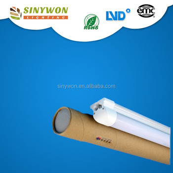 2015 SYW Lighting Hot Sale Rotatable High Lumin and PF 1200mm 18W LED T8 Tube
