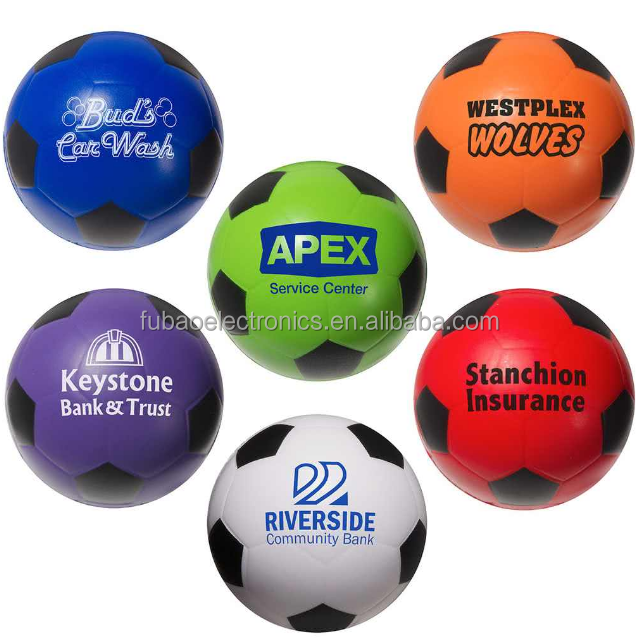 Promotional Toy Style and Stress toy Type PU soccer stress Ball