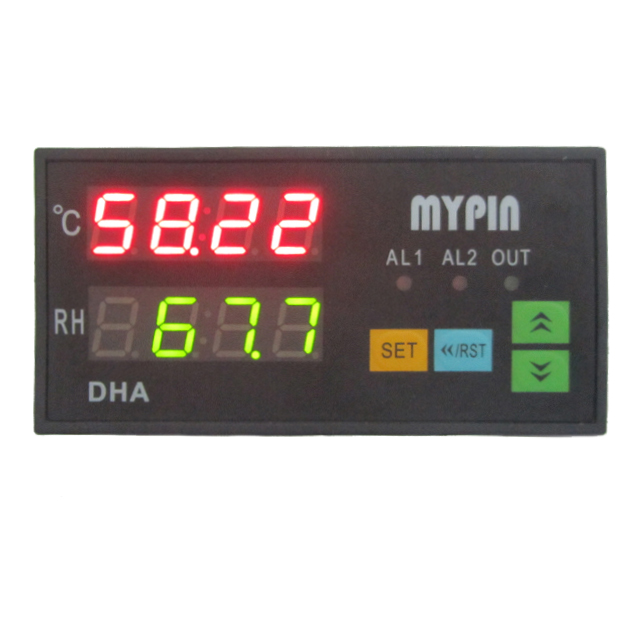 MYPIN LED digital display humidity controller meter with humidity sensor(model:HA8-RRH)