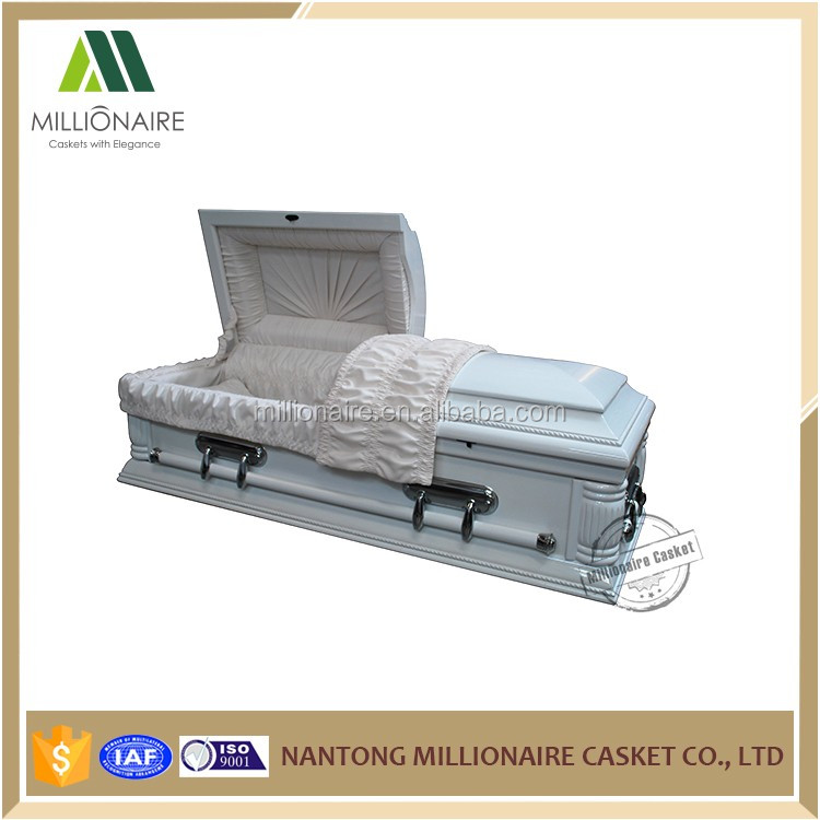 China supplier infant or pet casket and coffin