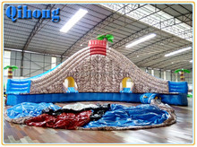 China toys and games blow up water slides, inflatable commercial waterslide