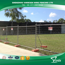 hot-dipped galvanized temporary dog fence panel