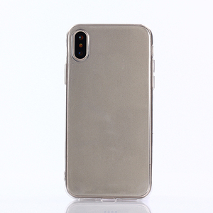 Newest Products Custom TPU Printed clear smartphone case for iphone X