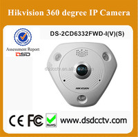 IP CCTV Camera 3MP DS-2CD6332FWD-I(V)(S) Hikvision Fish-eye Network Camera