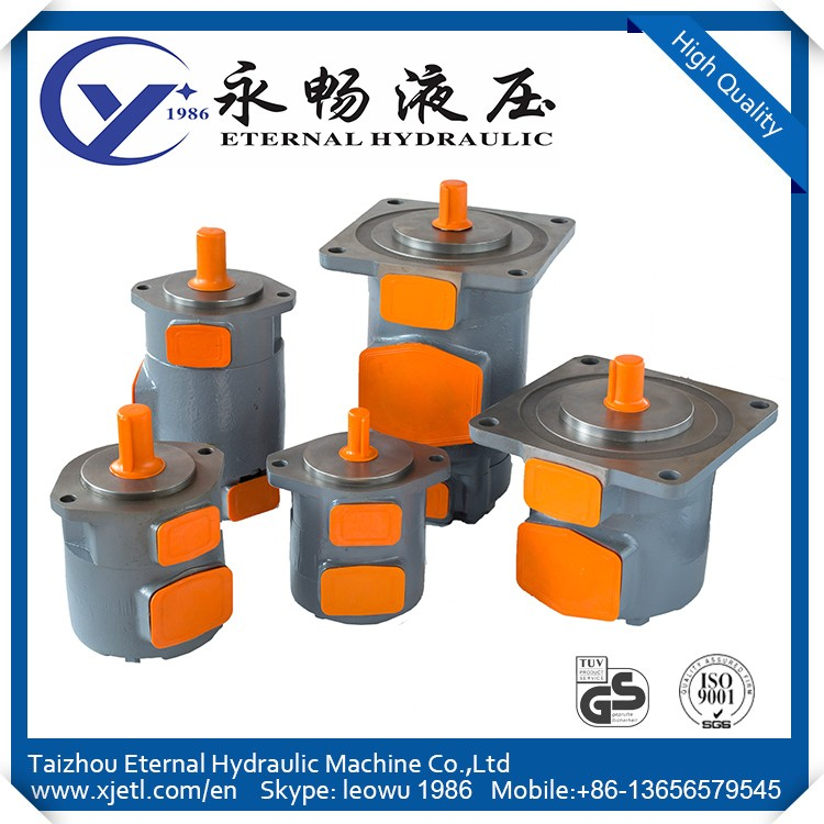 SQP rotary hydraulic vane vacuum booster pump