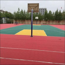 TKL250-13BJ Outdoor/indoor basketball sports court flooring surface