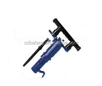 Y8 series air leg rock drill jack hammer with A variety of design