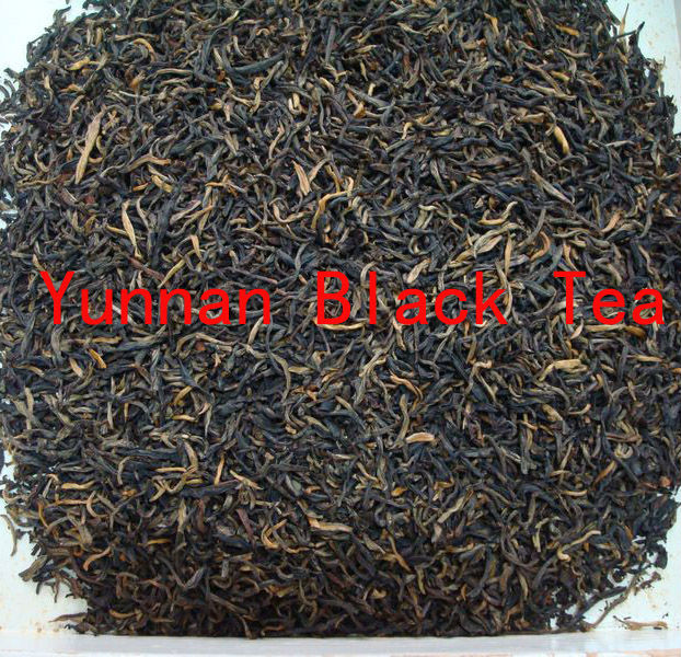 china well-known black tea yunnan black tea