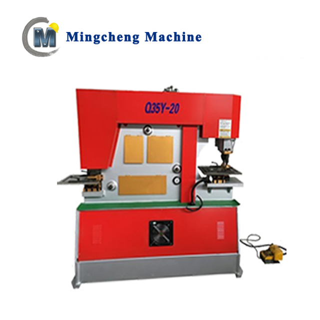 q35y-55 Flat shear angle iron worker tooling 500ton discount