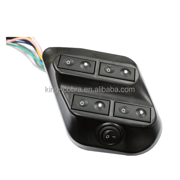 Hot Sale DC 12V Auto Power Window Regulators for 4 Door of Car