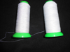 high visible water solvent 3m reflective embroidery thread