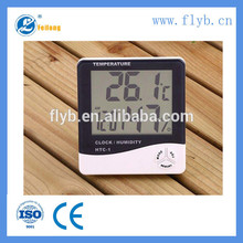 LCD digital temperature and humidity meter hygrothermograph thermometer and hygrometer