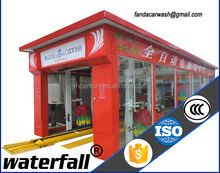 Automatic Tunnel and brush type Car Washing equipment